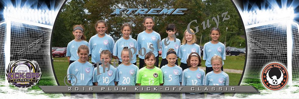 Bethel Park Xtreme Girls U11