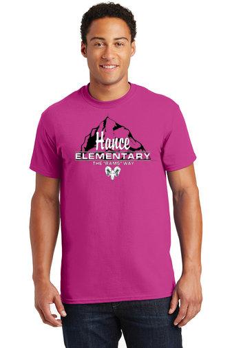 Hance-Pink Short Sleeve Shirt