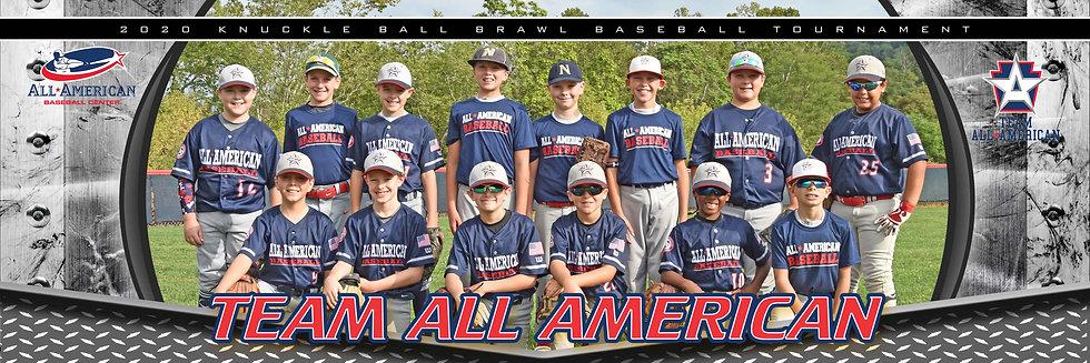 Team All American - Pearson 10U Open