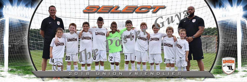 Baltimore Union U9 Select BU10