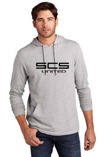 SCS-Men's Lightweight Hoodie