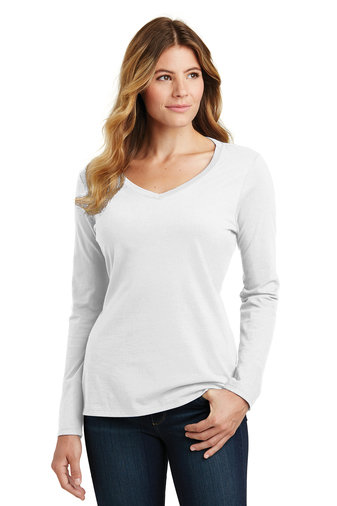 SVChorus-Women's Long Sleeve V-Neck Shirt