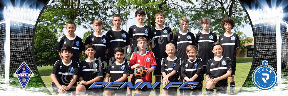 Penn FC Youth 2006 Boys Black U13B