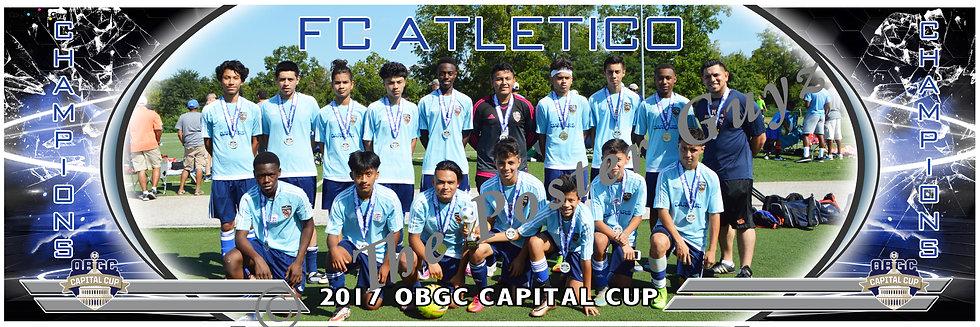 ASA FC ATLETICO JUVENIL '02 Boys U16 Champions