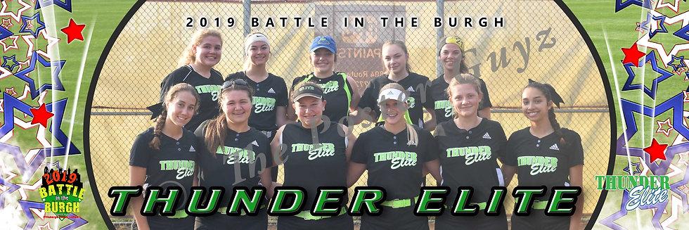 Thunder Elite White 16A