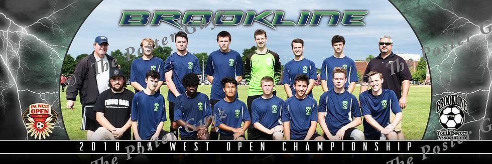 Brookline U19 Bulldogs U20B
