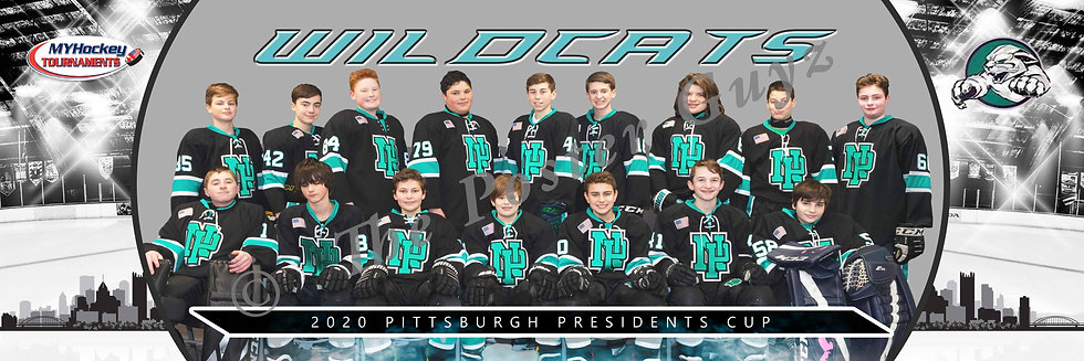 North Pittsburgh Wildcats Bantam B
