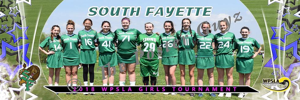 South Fayette Lacrosse U14