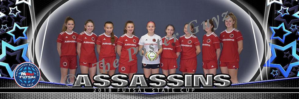 Assassins 04G Red U15G