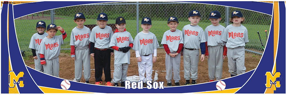 Red Sox Tball