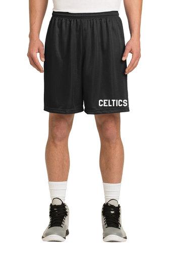 SaintKilian-Mesh Shorts