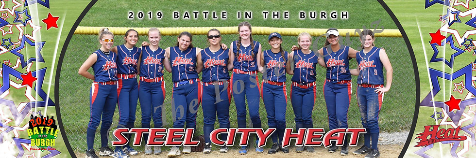 Steel City Heat - Morris 14U (14B)
