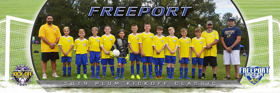 Freeport Treglia Boys U12 Bronze