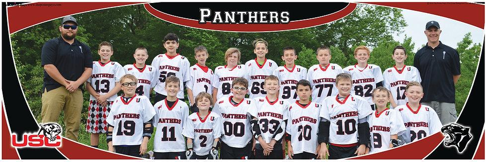USC Panthers u11