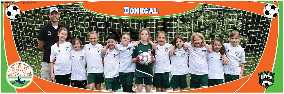 Donegal Youth Soccer Runkle U9G