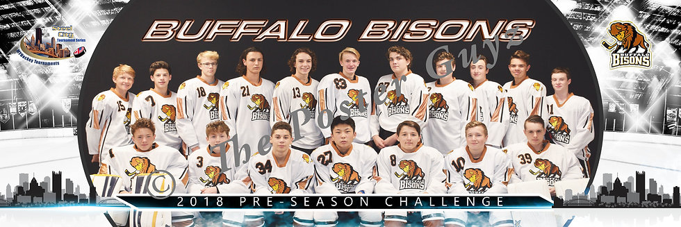 Buffalo Bisons Midget Minor A
