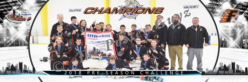Lancaster Firebirds Peewee A2 Champions