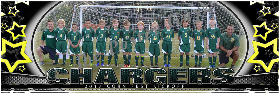 Amherst Chargers BU9