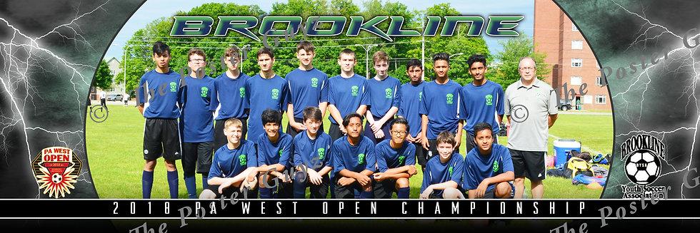 Brookline U16 Bulldogs U16B
