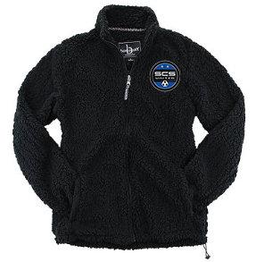 SCS-Men's Sherpa Full Zip Jacket