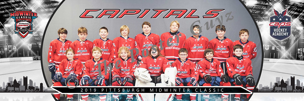 Capitals Academy Blue Squirt A2