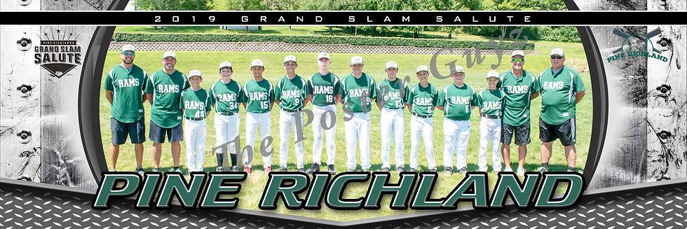 Pine Richland 12B