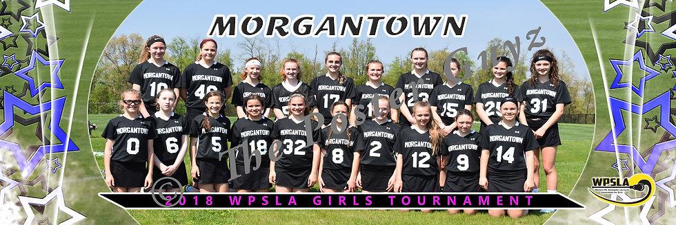 Morgantown Girls Middle Lacrosse U14 without logo