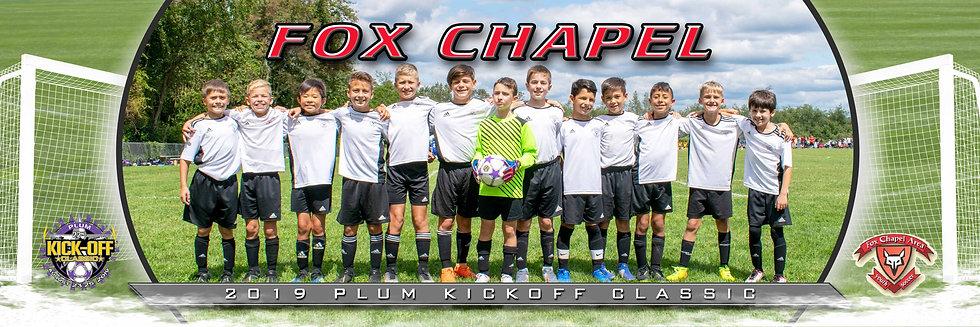 Fox Chapel Red (Torres)  - Boys U11 GOLD