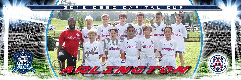 Arlington SA (VA) 2009B White (VA) Boys U10