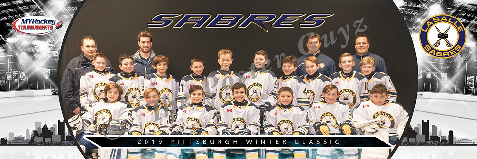 LaSalle Sabres Squirt AA