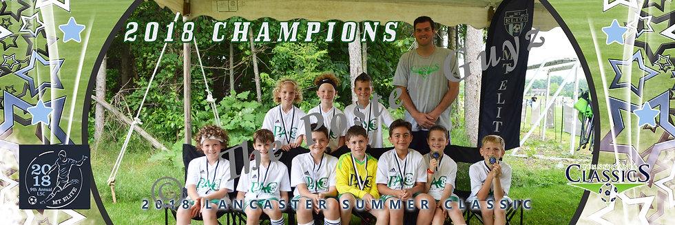 PA Classics Boys Champions
