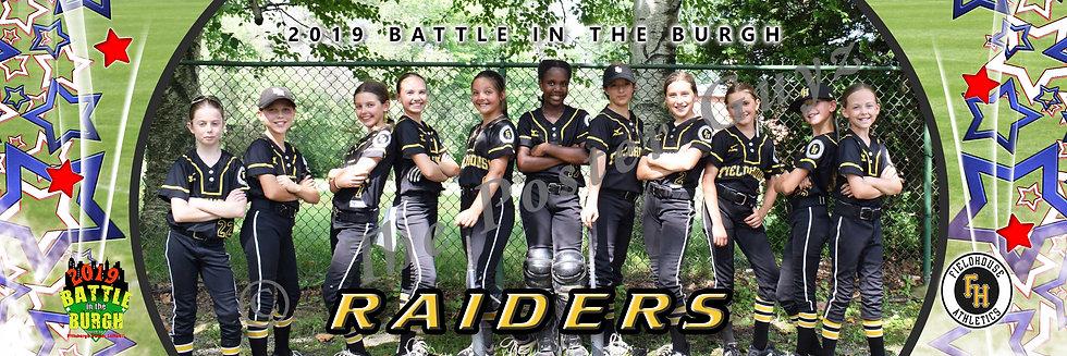 Fieldhouse Raiders (10A)