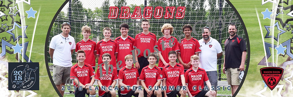 Mason Dixon United Dragons U15B