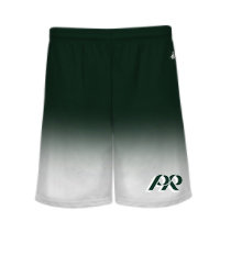 PRWexford-Badger Ombre Performance Shorts