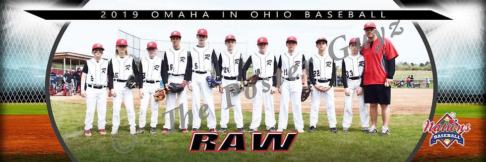 RAW Baseball - 12U