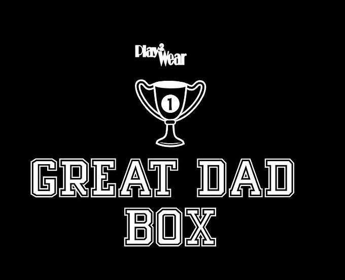 Great Dad Mystery Box