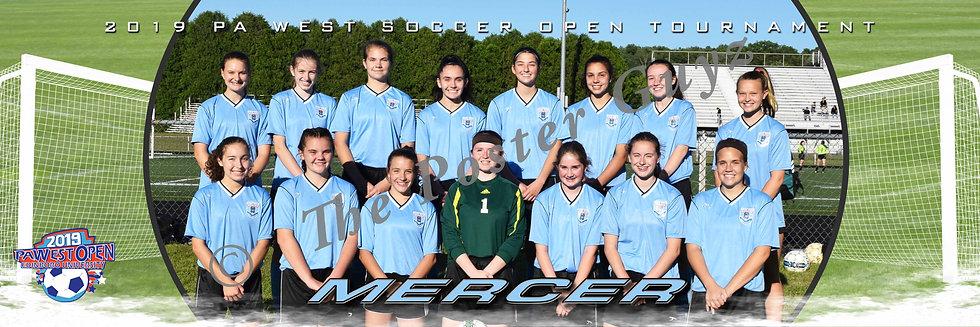 Mercer Girls 2001