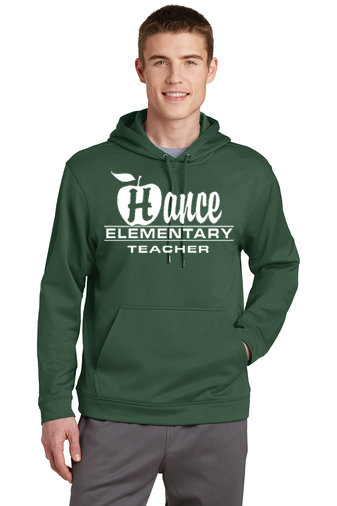 Hance-Performance Hoodie-Apple Logo