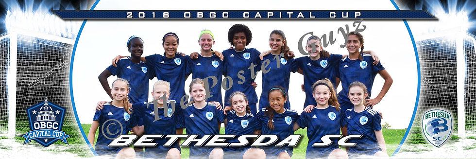 Bethesda SC ECNL 06 (MD) Girls U13