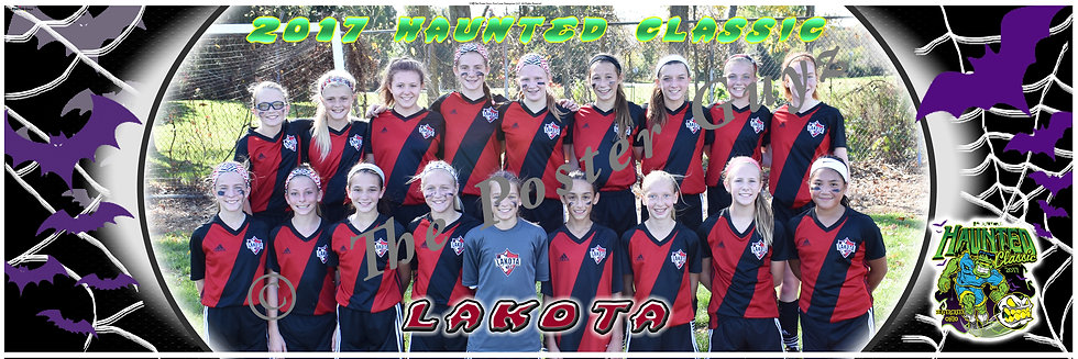 Lakota FC Black - G13 version 2