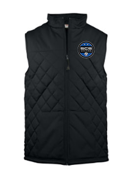 SCS-Badger Quilted Vest
