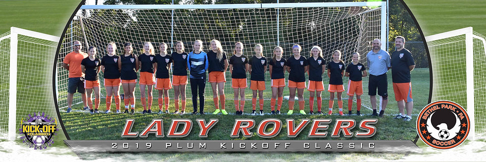 Bethel Park Lady Rover Girls U15 Gold