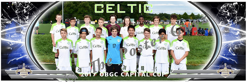 BALTIMORE CELTIC PREMIER '04 Boys U14