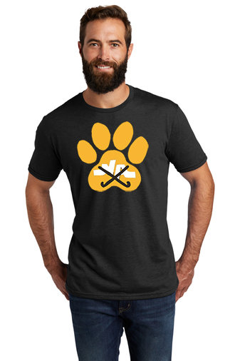 NAFH-Allmade Recycled Short Sleeve-Paw Logo