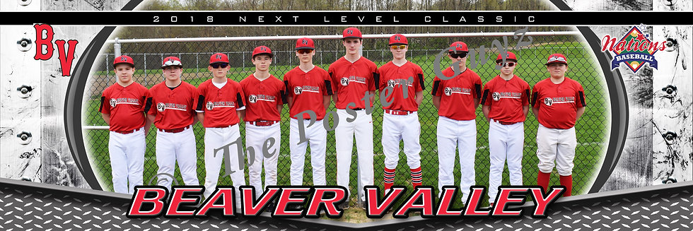 Beaver Valley Black 13u