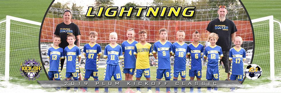 East Allegheny Lightning Boys u9