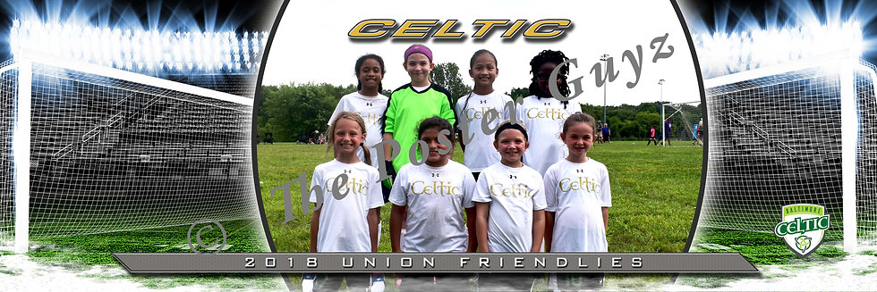 Baltimore Celtic Celtic 2009 GU10