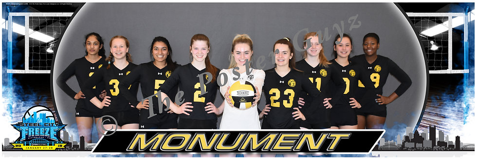 Monument Volleyball 16-1