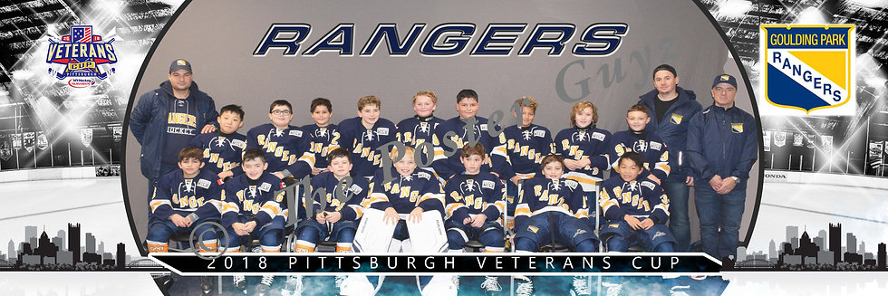 Goulding Park Rangers Squirt Minor
