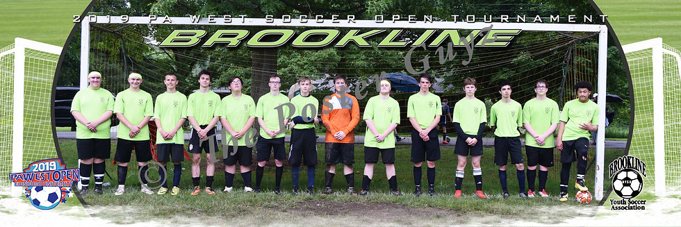 Brookline Youth Soccer B2000